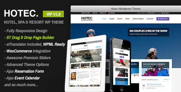 Travel WordPress Themes