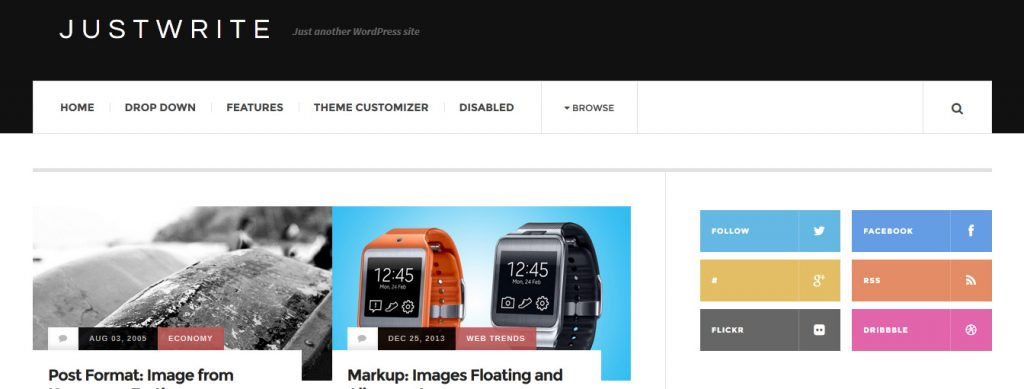 New Free WordPress Themes March 2014