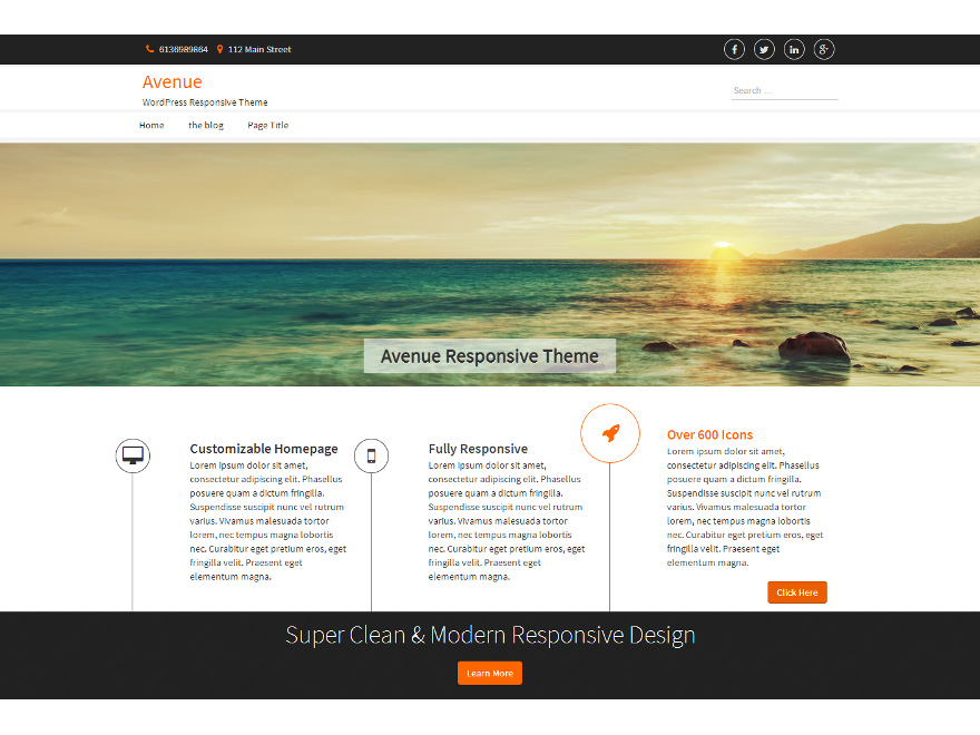 Free WordPress Themes July 2014