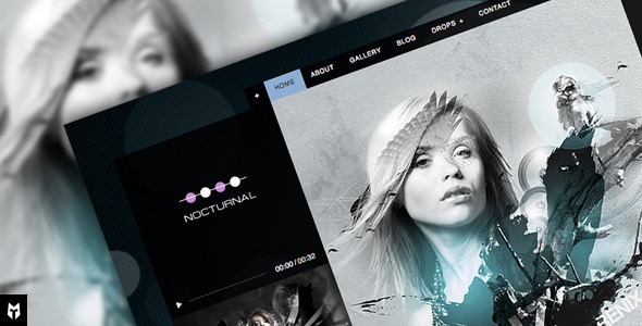 Nocturnal - WordPress Nightlife Themes