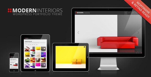 WordPress Themes for Furniture Stores
