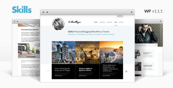 Personal WordPress Themes