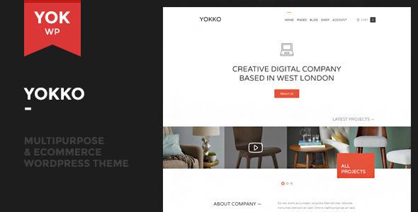 Yokko - WooCommerce WordPress Theme