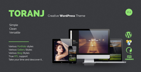 Photography WordPress Responsive Themes