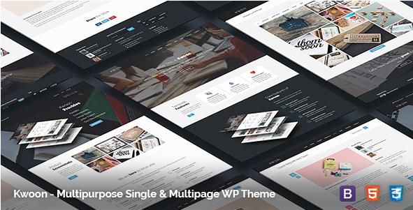 Revolution Slider WordPress Themes