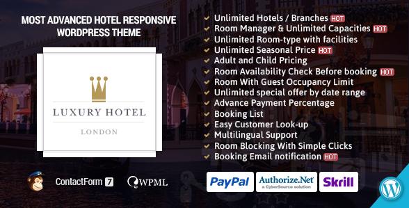 Tourism WordPress Themes