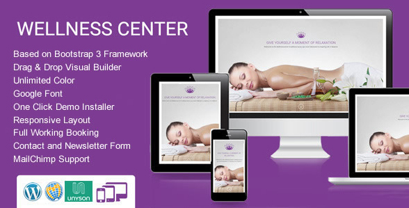 Physiotherapy WordPress Themes