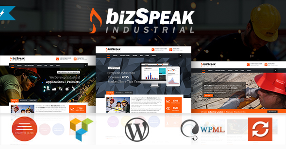 Industrial Themes for WordPress