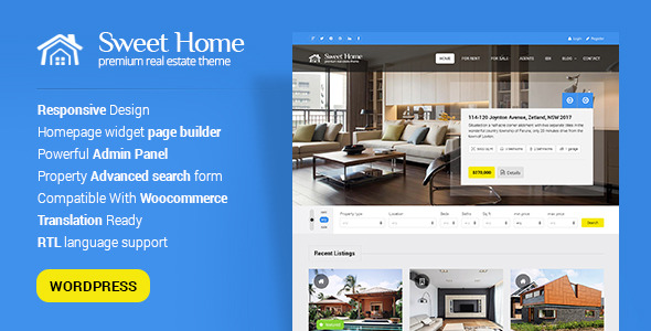 WordPress Property Listing Themes