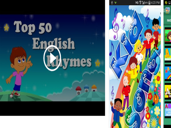 Kids Song - Best Android Apps for Kids