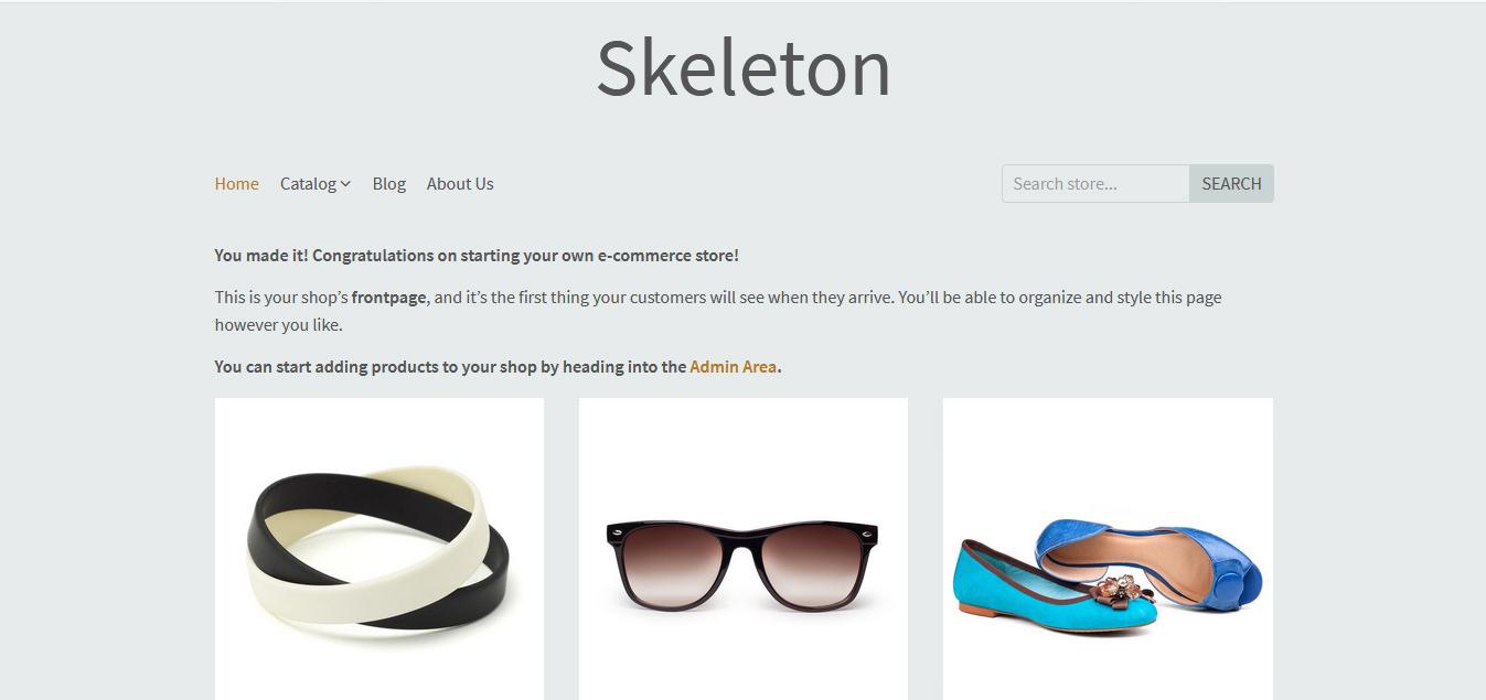 18 Best Free Shopify Themes 2018 - WPFriendship